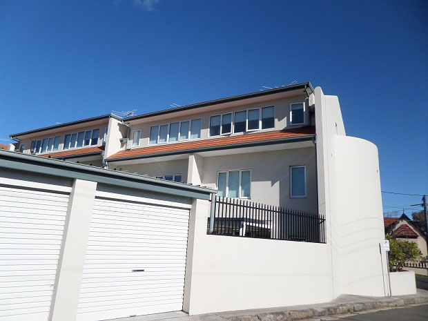 Strata painters Sydney with Summit Coatings Northshore