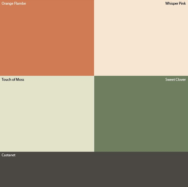 House painters Sydney interior colour forecast 2018 from Summit Coatings
