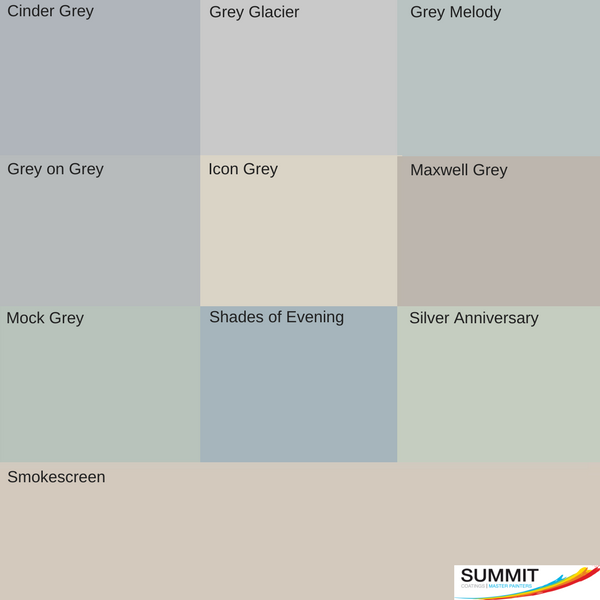 Top grey picks for nurseries from our house painters North Shore at Summit Coatings