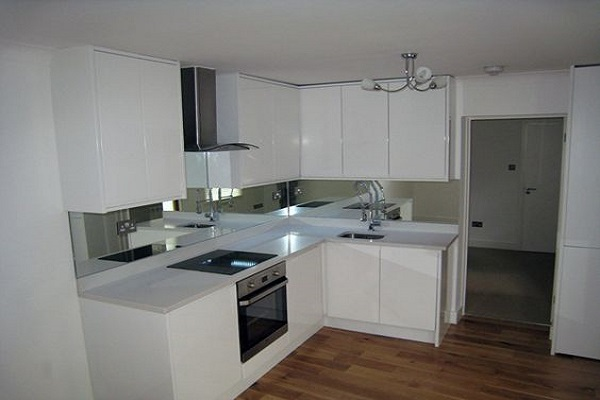 6 tips to make small kitchens look bigger from our interior painters Sydney Summit Coatings